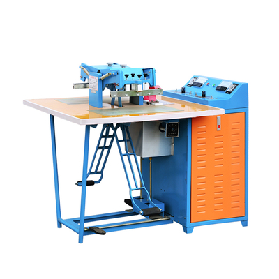 Small size high frequency PVC plastic heat combination machine